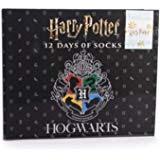 Harry Potter 12 Days of Socks