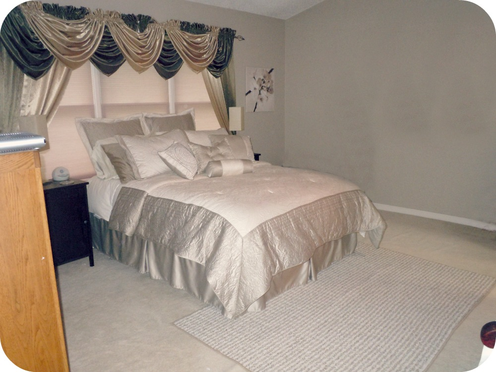 Show Us Your Home: Silvia Bedroom