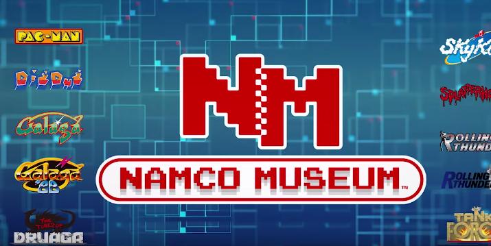 Namco Museum llegará a Switch el 28 de julio con Pac-Man Vs.