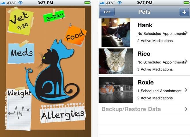 PetPhone-app