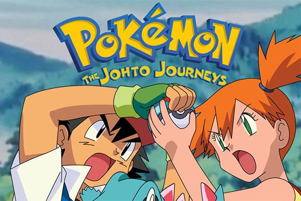 Pokémon: The Johto Journeys HINDI Episodes [HD]