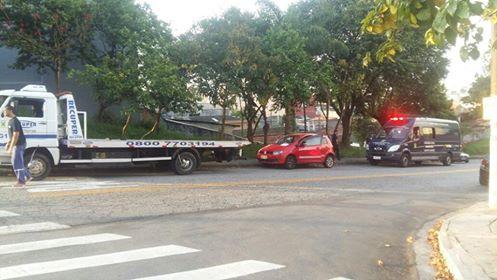 Base Móvel da 3º Inspetoria da GCM de Santo André localiza veículo produto de roubo pelo Jardim Alvorada