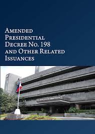 Presidential Decree 198