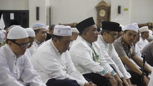 Atribut Nuansa Politik Dilarang Saat Hadir di Tabligh Akbar Ustadz Somad