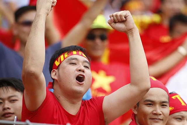 Cầu thủ thứ 12 của U22 Việt Nam tại sân Selayang