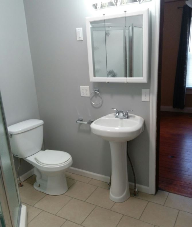 10 000 things that make me happy before and after a for Bathroom remodel under 10000