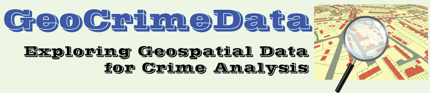 Geospatial Data for Crime Analysis (geocrimedata)