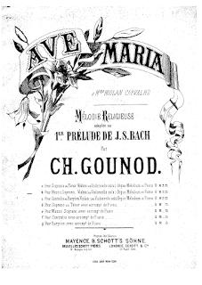 """Ave Maria"" de Charles Gounod interprété par Kimmy Skota"