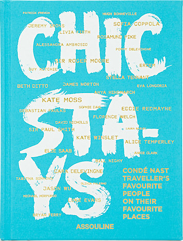 Book Review: Chic Stays