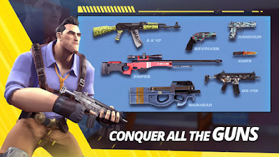 Gun Game – Arms Race (MOD, God Mode/One Hit) APK Download