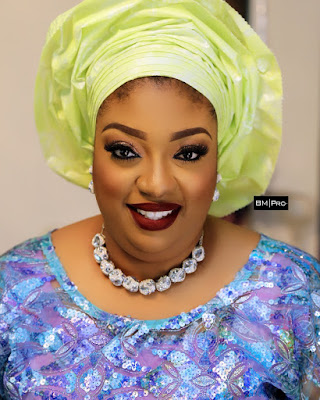 Obasanjo's daughter-in-law Tope Adebutu latest photos