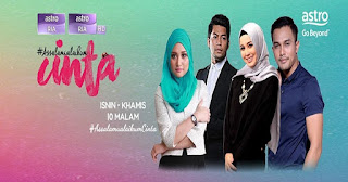 Tonton Online Download Full Drama Assalamualaikum Cinta (2016) Astro Ria & Ria HD -