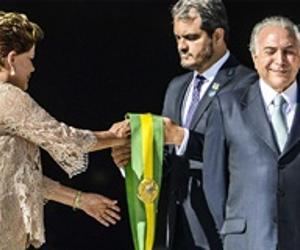 Pela segunda vez, o PMDB chega a Presidência sem a necessidade das urnas