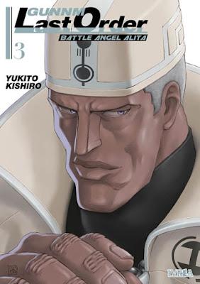 "Reseña de ""Gunnm Last Order"" vol. 2 y 3 de Yukito Kishiro - Ivréa"