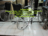 kekuatan kursi roda