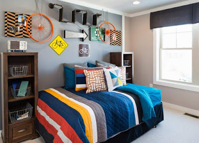 Modern boys room design ideas 2018, boys bedroom 2018