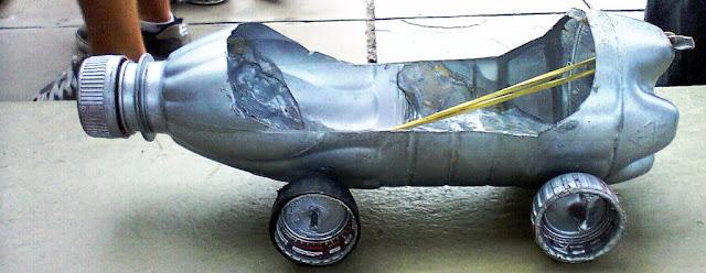 Resultado de imagem para experimento do carro elástico energia mecanica