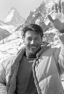 Photo of Walter Bonatti