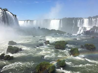 Cataratas de Iguazu lado Brasil