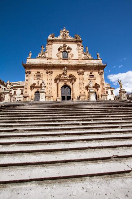 Modica-Duomo di San Giorgio