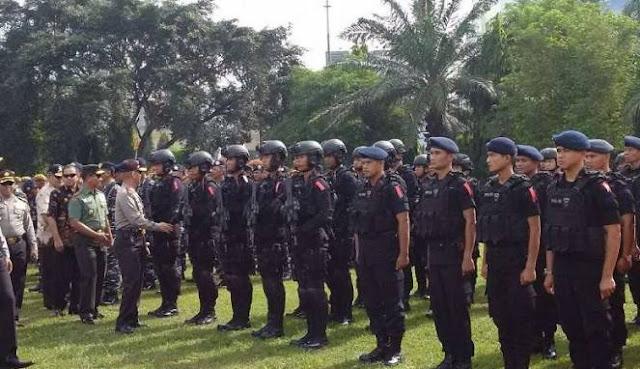 Polda Jawa Barat dan Jawa Tengah Siaga Isu SARA di Pilkada