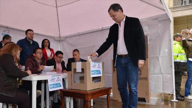 Gobierno colombiano pide respetar la paz en presidenciales de 2018