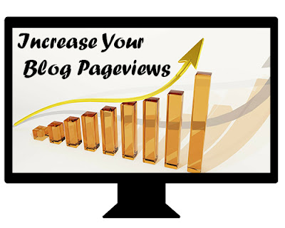 Increase blog page views