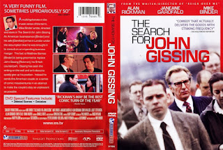 2001 The Search for John Gissing La búsqueda de John Gissing  alan rickman