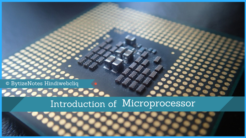 introduction-of-microprocessor-hindi