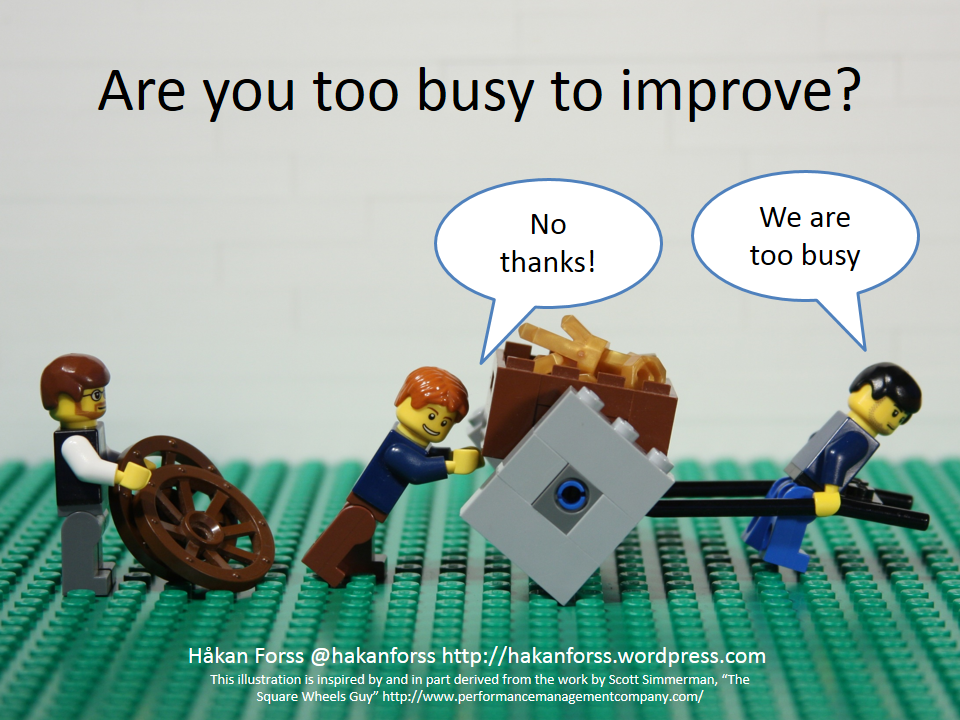 Feedback & Continuous Improvement/Lesson learnt
