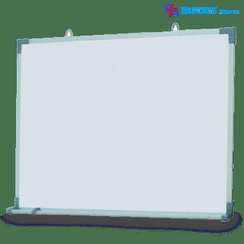 Papan Tulis White Board Satu Muka Gantung