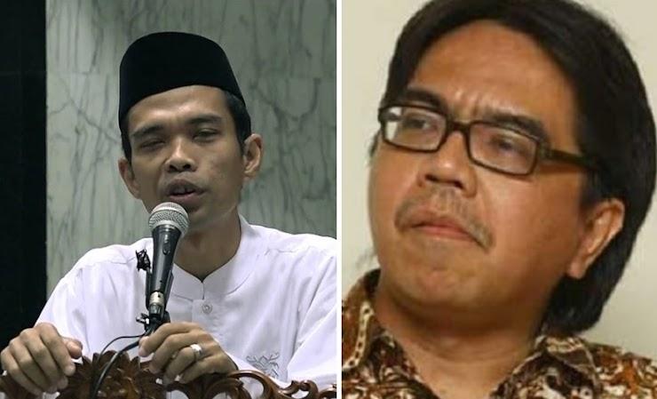 Ade Armando: Ustadz Abdul Somad Bikin Citra Islam Buruk