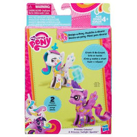 My Little Pony Pop Wave 2 Celestia and Twilight