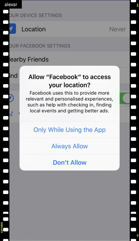 كيفية إيقاف Facebook من تتبع موقعك