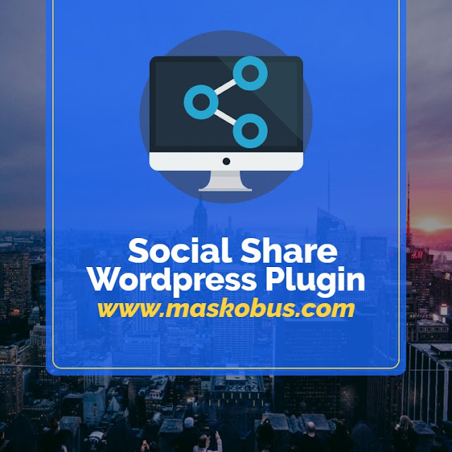 Social Share Wordpress