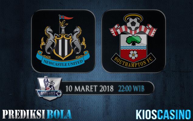 Prediksi Skor Newcastle vs Southampton 10 Maret 2018