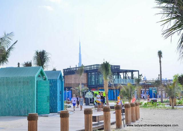 La Mer Dubai in Jumeirah