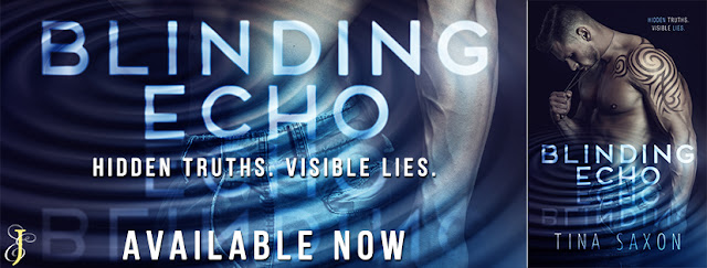 Release Day: Blinding Echo by Tina Saxton