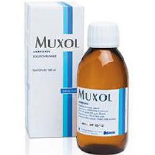 """خصائصه ودواعي الإستعمال و موانع الإستعمال ثم كيفية الإستعمال """"دواء موكسول - muxol"""""""