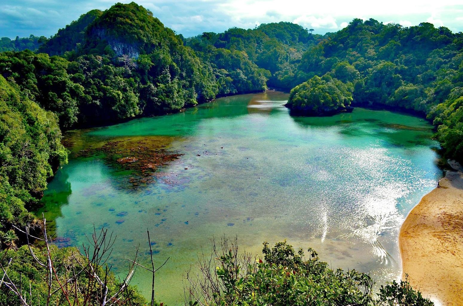 wallpaper pemandangan indah di indonesia - photo #9