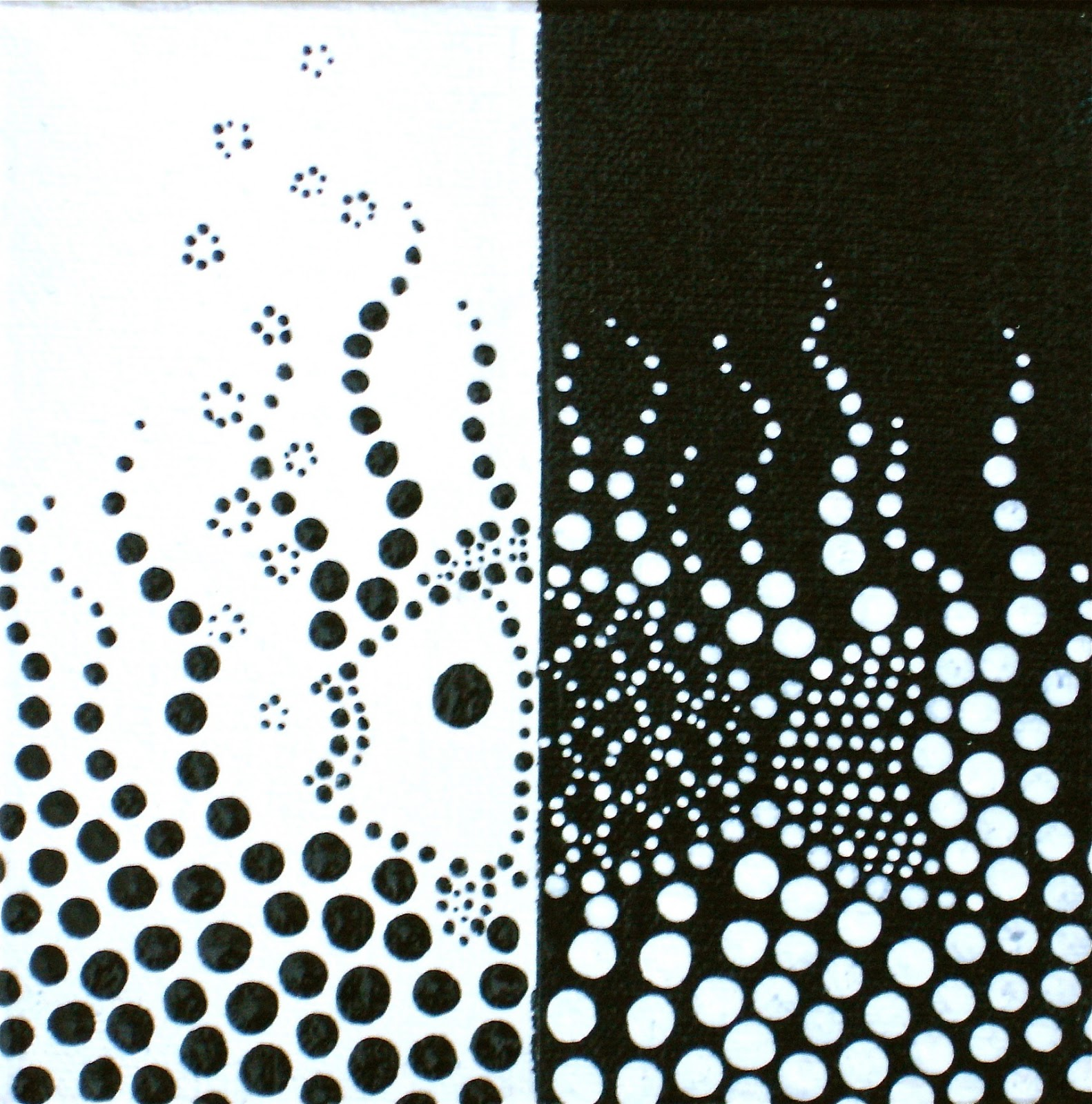 Dot Art April