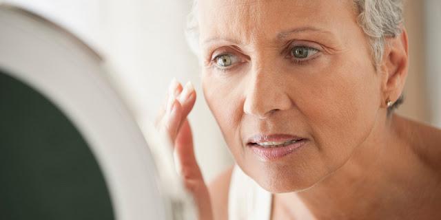 فيتامينات هتساعدك كأنثي علي مكافحة الشيخوخه