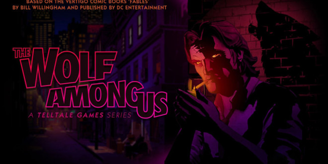 The Wolf Among Us (Complete) Image
