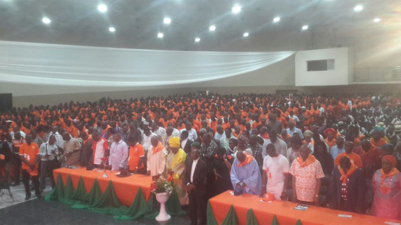 Photos: Gov Mimiko celebrates birthday in Akure