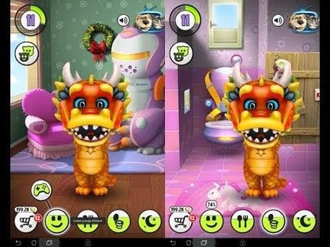 game My Talking Tom Cat