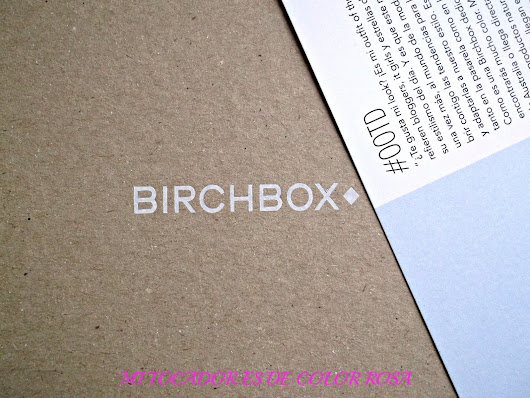 "Birchbox Febrero ""Outfit of the Day"" y Marzo ""The Little Things"""
