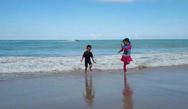 kenangan indah liburan akhir tahun bersama keluarga