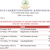 Sule Lamido University 2016-17 Academic Calendar Schedule Out