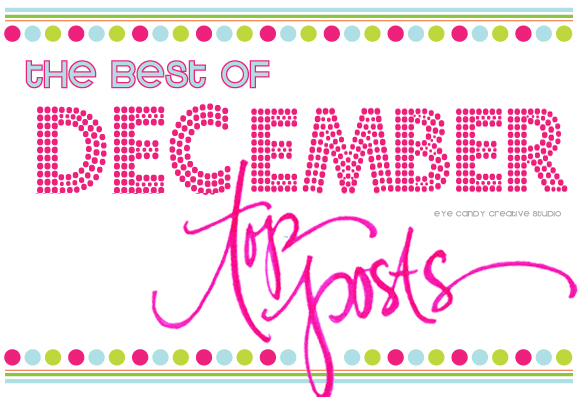 the best of november, top posts, hand lettering, photo props, recipes