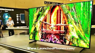 The resolution of these TVs are unbelievable Which is the world's kickoff 8K TV?